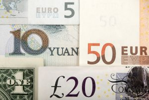 Trade optimism puts floor on dollar/yen, boosts Aussie