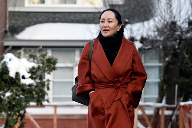 China repeats call on Canada to release Huawei CFO Meng