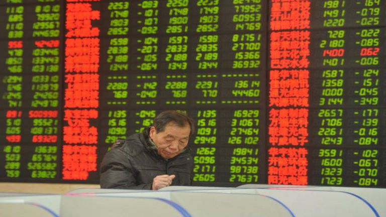 Asian shares track Wall Street surge as US stimulus hopes grow