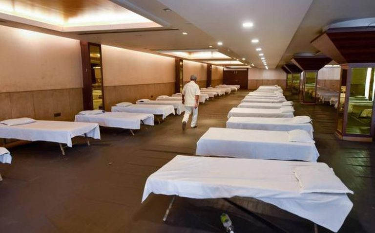 Covid Care Centre In 5-Star Hotel For Delhi High Court Judges, Officers