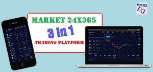 Market 24×365, A new 3-in-1 trading platform appeared on the Forex market