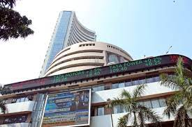 Rising stock markets amid GDP contraction